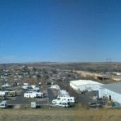 Photo taken at Dakota Ridge RV Park by Beentheredoingthat on 4/17/2012