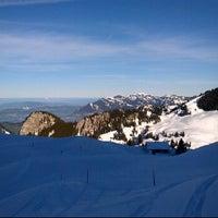 Photo taken at Klewenalp Ski Resort by francesco (franco) s. on 12/26/2011