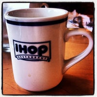 Photo taken at IHOP by Chad D. on 7/22/2012