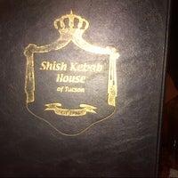 Photo taken at Shish Kebab House of Tucson by Anthony V. on 8/29/2012
