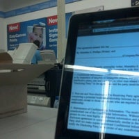 Photo taken at Staples - CLOSED by Miles M. on 7/16/2012