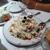 Photo taken at Sahara Restaurant Best Mediterranean food In Brooklyn NY by Ani H. on 8/30/2011