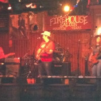 Photo taken at Firehouse Saloon by Janine B. on 12/31/2011