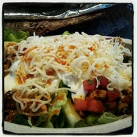 Photo taken at Chipotle Mexican Grill by Natavia B. on 4/21/2012