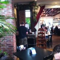 Photo taken at Bread Winners Cafe & Bakery by Lauren F. on 11/25/2011