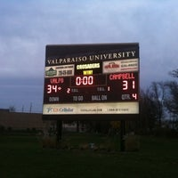 Photo taken at Brown Field by Brandon S. on 11/12/2011