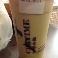 Photo taken at ChaTime (曰出茶太) by Alan T. on 7/5/2012