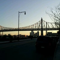 Photo taken at Ed Koch Queensboro Bridge by Kevin B. on 11/12/2011