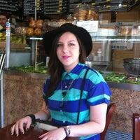 Photo taken at Simon's Deli & Bagels by Alen K. on 5/28/2012