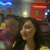 Photo taken at Brunswick Zone by Bre O. on 3/8/2012