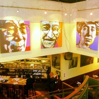Photo taken at Busboys and Poets by Joseph P. on 2/16/2012