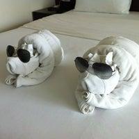 Photo taken at Kacha Resort & Spa by Kim K. on 5/9/2012