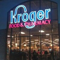 Photo taken at Kroger by Thomas Mc on 12/6/2011