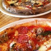 Photo taken at Tutta Bella Neapolitan Pizzeria by Dave P. on 4/27/2012