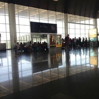 "Photo taken at Aeroporto di Catania Fontanarossa ""Vincenzo Bellini"" (CTA) by Miriam G. on 8/10/2012"