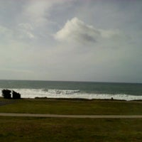 Photo taken at Best Western Plus Cavalier Oceanfront Resort by Megan L. on 1/21/2012