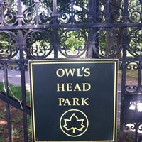 Photo taken at Owl's Head Park by Meagan B. on 7/21/2012
