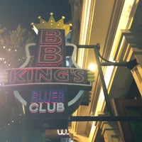 Photo taken at B.B. King's Blues Club by Robert M. on 8/29/2012