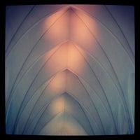 Photo taken at Church of Hallgrímur by Maria M. on 4/9/2012