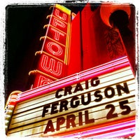 Photo taken at Uptown Theatre by Shana R. on 4/26/2012