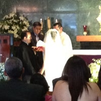 Foto tomada en Iglesia De Nuestra Señora De La Salud por Alfredo J. el 3/4/2012