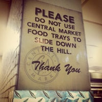 Photo taken at Central Market by Zack A. on 6/20/2012