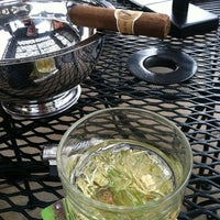 Photo taken at Mort's Martini and Cigar Bar by Mark C. on 8/24/2012