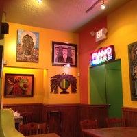 Photo taken at Banana Cafe and Piano Bar by Bill K. on 3/24/2012