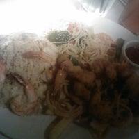 Photo taken at Landry's Seafood House by Ashera R. on 5/10/2012