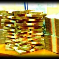 Photo taken at ЮниКредит Банк / Unicredit Bank by Yuliya E. on 8/2/2012