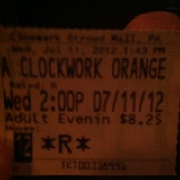 Photo taken at Cinemark by Daro Z. on 7/11/2012