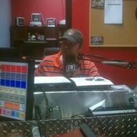 Photo taken at Revocation Radio Studio (http://myrevradio.com) by Keith L. on 7/25/2012