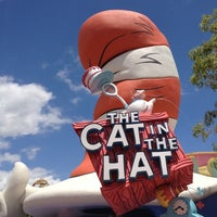Photo taken at The Cat in the Hat by Israel B. on 4/15/2012