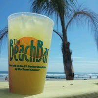 Photo taken at The Beach Bar by Mike K. on 5/24/2012