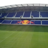 Photo taken at Red Bull Arena by Ricardo C. on 5/11/2012