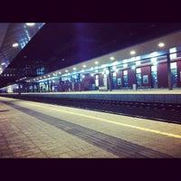 Photo taken at Klagenfurt Hauptbahnhof by Karoline G. on 9/4/2012