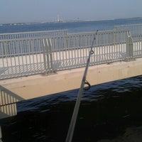 Photo taken at Ocean City Fishing Pier by jana m. on 8/17/2012