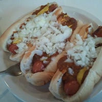 Photo taken at American Coney Island by Dan M. on 2/24/2012