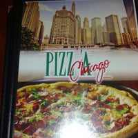 Photo taken at Pizz'a Chicago by Russell C. on 8/2/2012