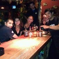 Photo taken at Pub Playa Paraíso by Jacob P. on 2/9/2012