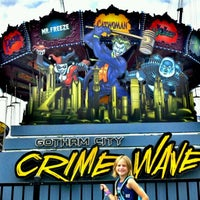 Photo taken at Crime Wave by Andrew B. on 9/3/2012