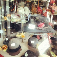 Photo taken at Bencraft Hatters by Emily V. on 7/15/2012