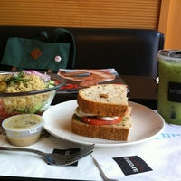 Photo taken at Aroma Espresso Bar by JP C. on 7/14/2012