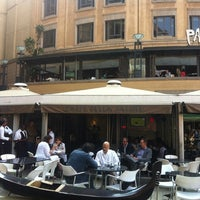 Photo taken at Caffé Della Salute by Helmy T. on 8/29/2012