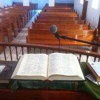 """Photo taken at Iglesia Metodista De Mexico """"Bethell"""" by Jessie G. on 7/31/2012"""