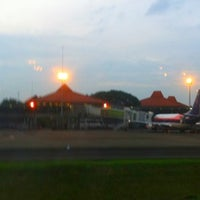 Photo taken at Terminal 1A by Dhana Putra 龐. on 3/10/2012