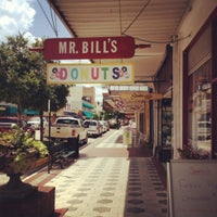 Photo taken at Mr Bill's Bakery and Sandwich Shop by Katie F. on 8/16/2012