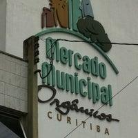 Photo taken at Mercado Municipal de Curitiba by Miro M. on 2/24/2012