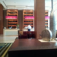 Photo taken at Courtyard by Marriott Bangkok by Janjow C. on 8/8/2012