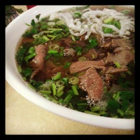 Photo taken at Pho Ca Dao by Wil C. on 7/31/2012